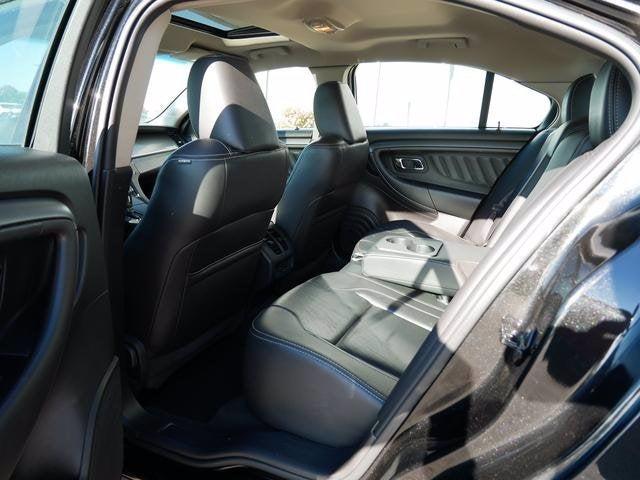 2010 Ford Taurus SEL