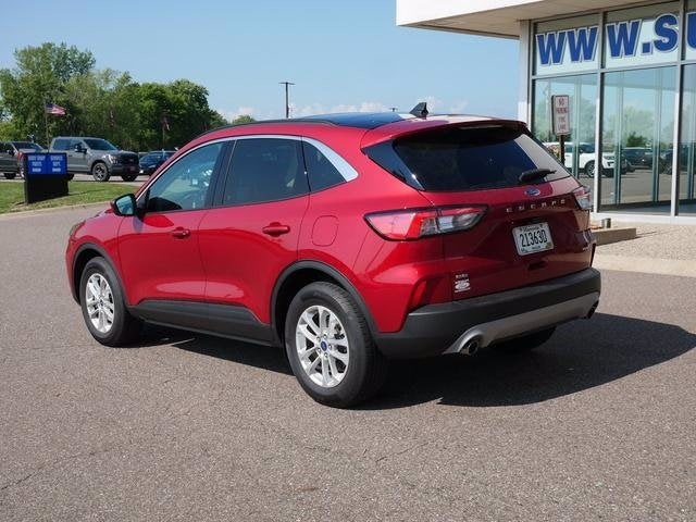 Used 2020 Ford Escape SE with VIN 1FMCU9G60LUC57457 for sale in Plymouth, Minnesota