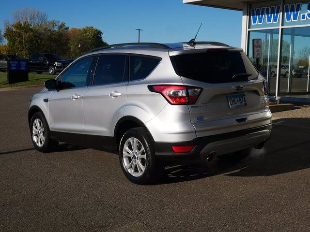 Used 2018 Ford Escape SEL with VIN 1FMCU9HD5JUC08314 for sale in Plymouth, Minnesota