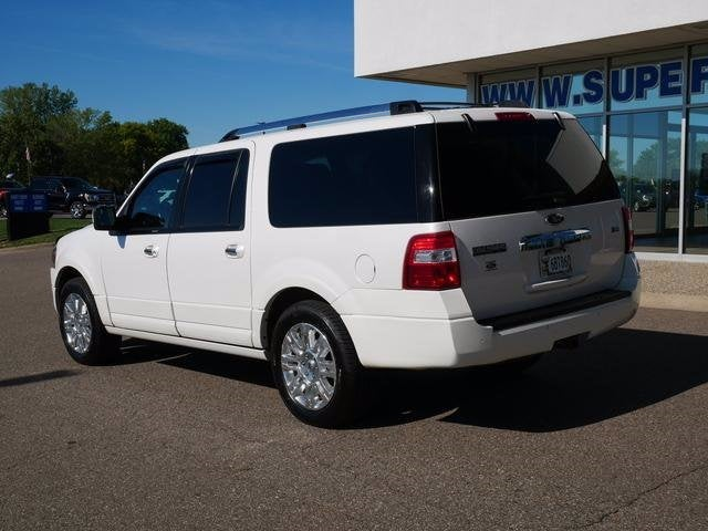 Used 2014 Ford Expedition Limited with VIN 1FMJK2A50EEF59784 for sale in Plymouth, Minnesota