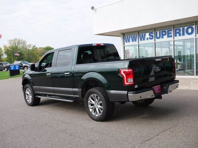 Certified 2016 Ford F-150 XLT with VIN 1FTEW1EG0GKE44459 for sale in Plymouth, Minnesota