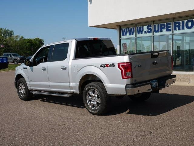 Used 2017 Ford F-150 XLT with VIN 1FTEW1EG7HKE18796 for sale in Plymouth, Minnesota