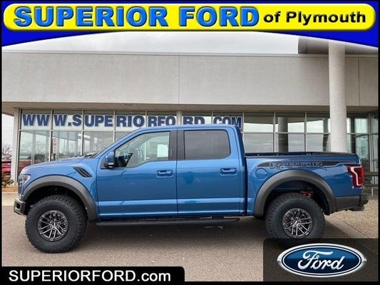 2020 Ford F 150 Raptor In Plymouth Mn Minneapolis Ford F 150 Superior Ford