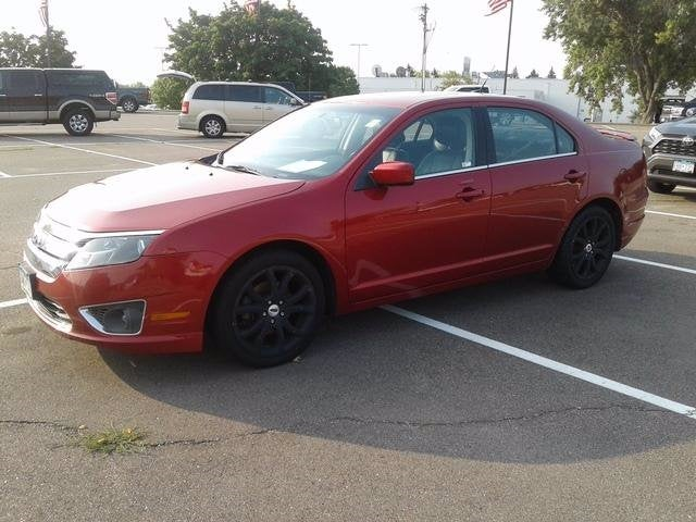Used 2011 Ford Fusion SEL with VIN 3FAHP0JA7BR279820 for sale in Plymouth, Minnesota
