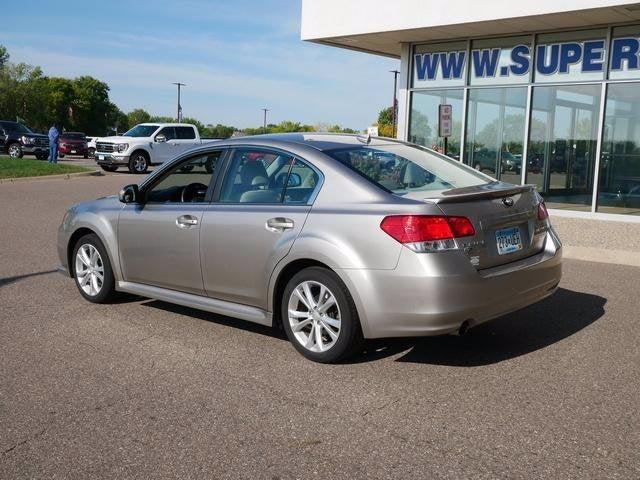 Used 2014 Subaru Legacy 2.5i Premium with VIN 4S3BMBC68E3018955 for sale in Plymouth, Minnesota